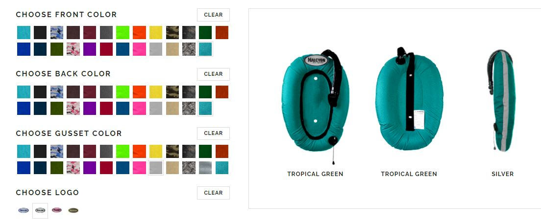 Eclipse Tropical Green