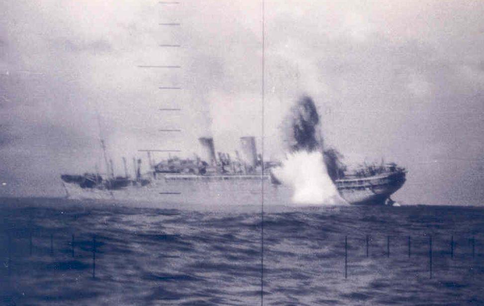 Diving Le D'artaganan (aka Teiko Maru)