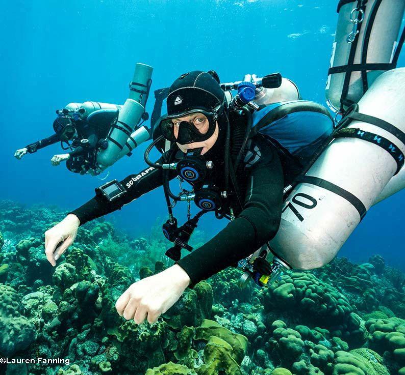 GUE Tech 2 Course puerto galera philippines