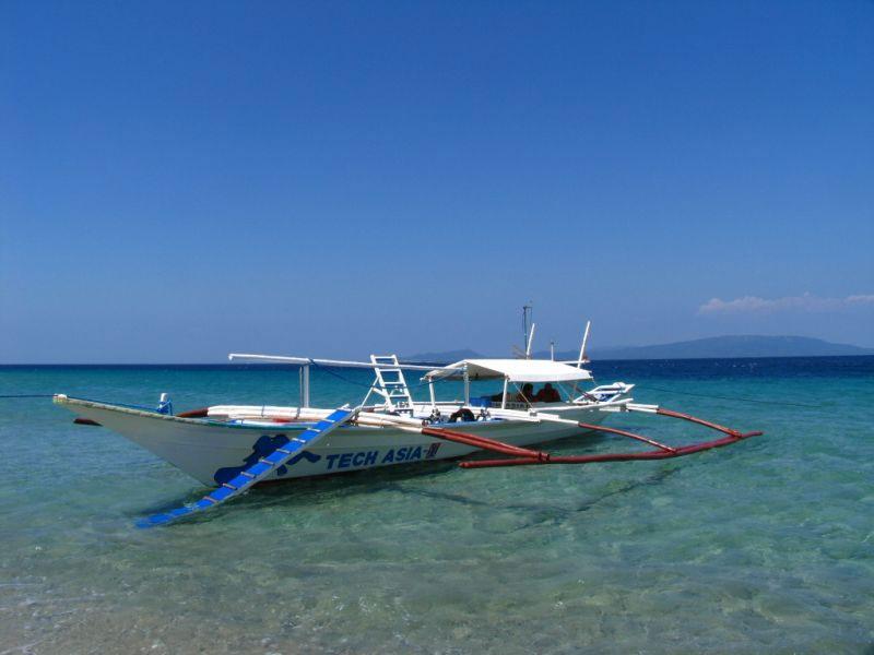IANTD Normoxic Trimix Diver puerto galera philippines
