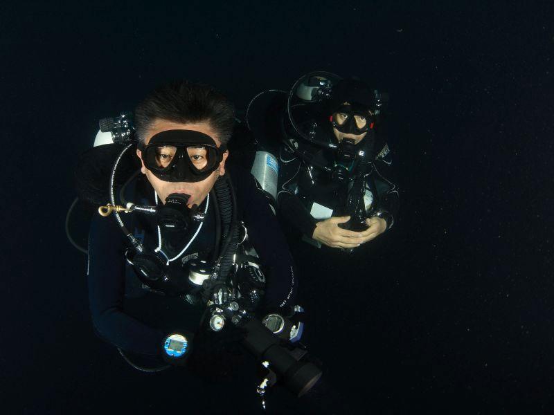 IANTD Trimix Diver puerto galera philippines