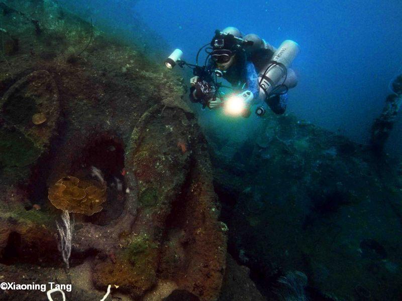 TDI Trimix Diver course puerto galera philippines