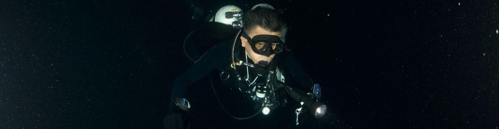 Trimix Diver